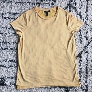 Butter Yellow Soft Tee